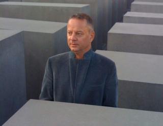 Hans Michael Herzog, retratado por Humberto Vélez