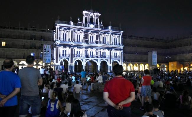 Festival Luz y Vanguardias en Salamanca, patrocinado por Iberdrola   #arteinformado_responde: si buscas un patrocinador, ¡hazlo con profesionalidad!
