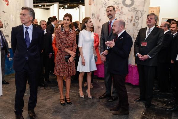 Cortesía de ARCOmadrid | ARCOmadrid 2017 consolida el apoyo de grandes coleccionistas privados y corporativos