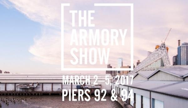 Pantallazo de la web de The Armory Show   De la semana ferial de Madrid a la de Nueva York (de ARCOmadrid a The Armory Show)