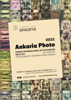 Cartel del premio. Cortesía de Fundación Ankaria