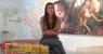 Fotograma de entrevista a Anna Dimitrova