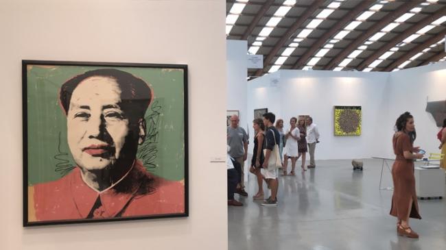 Vista de Art Marbella 2018   Art Marbella se reinventa y estrecha lazos con Marbella Design