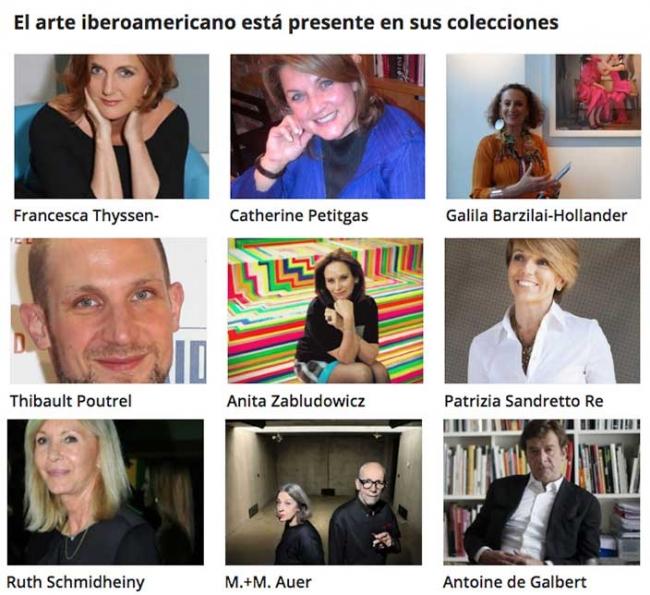ARTEINFORMADO publica regularmente informes sobre coleccionistas, recogiendo los artistas que coleccionan | #arteinformado_responde: ¡Hay coleccionistas que quieren conocerte!