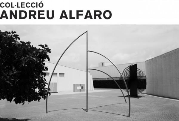 Andreu Alfaro | El taller de Andreu Alfaro se transforma en espacio de exhibición permanente de su obra