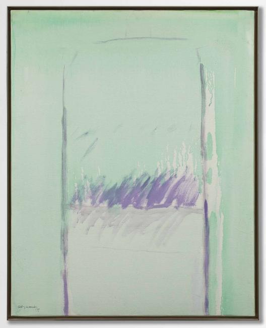 """""""Lavanda"""", 1979, de Albert Ràfols-Casamada. Cortesía de colección olorVISUAL   La colección olorVISUAL sale en itinerancia al extranjero en su 40 aniversario"""