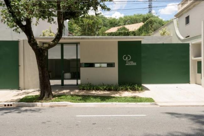 Fachada de A Casa do Parque. Foto: Divulgación | A Casa do Parque: el proyecto público de la coleccionista Regina Pinho de Almeida