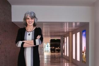 Olga Viso. Photo: Greg Beckel - Cortesía Walker Art Center