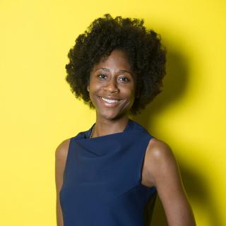 Naomi Beckwith, nueva directora adjunta y curadora jefe del Solomon R. Guggenheim Museum, de Nueva York. Cortesía del Solomon R. Guggenheim Museum.