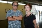 Luiz Camillo Osorio y Marta Mestre