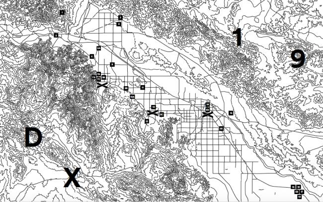 Cortesía de Desert X | La bienal Desert X: 88 km de arte político y ecológico en el valle desértico de Coachella