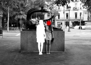 El bolso de Anna, 2012, de Estela Sanchis - Cortesía de la artista