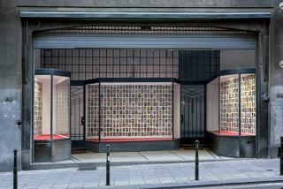 "Oriol Vilanova. ""Entre deux portes"", JAP - Jeunesse & Arts Plastiques, Bruselas. Foto: Philippe De Gobert. Cortesía de la Galería Elba Benítez (Madrid)"
