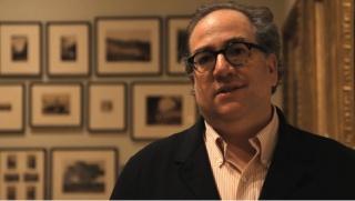 José Luis Blondet. Fotograma de un vídeo. Cortesía del LACMA