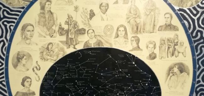 Obra de Adriana Bustos en Nora Fisch para Gallery Weekend Buenos Aires. Cortesía de la galería. | 18 exposiciones para disfrutar del primer Gallery Weekend Buenos Aires