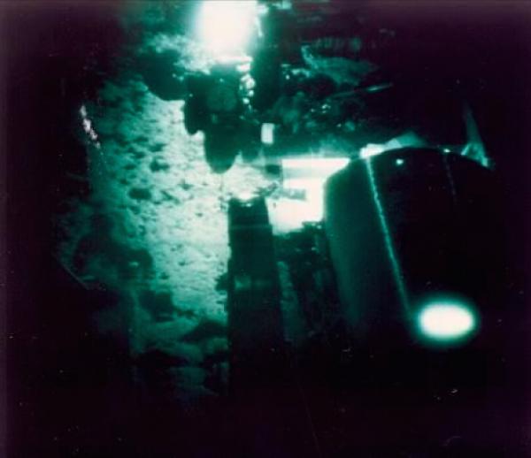 Thomas Ruff. Nacht 20 II, 1995. Depósito Cal Cego. Cortesía IVAM   Tres coleccionistas privados depositan 242 obras en el IVAM