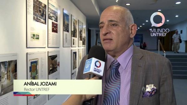 Cortesía Universidad Nacional de Tres de Febrero (UNTREF), de Buenos Aires | El argentino Aníbal Jozami dirigirá la nueva Bienal de Artes Visuales de Unasur