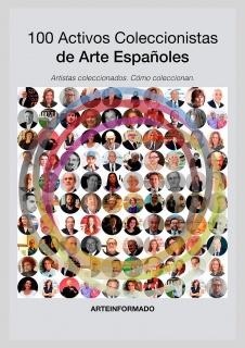 Portada del Informe sobre 100 Activos Coleccionistas de Arte Españoles