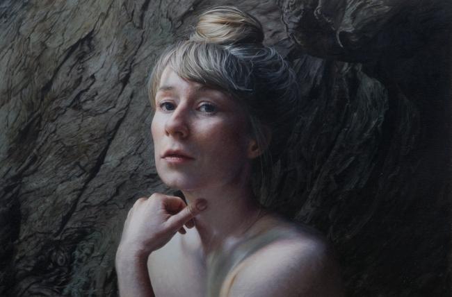 Self Portrait. Aleah Chapin (EEUU, 1986). Cortesía del MEAM | 12 exposiciones en España: museos y galerías dan protagonismo a las mujeres por el 8 de marzo