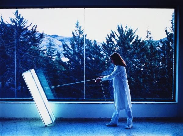 Gonzalo Puch, 1995. Colección Coca Cola | #loquehayquever en España: luz, radiación y sonido, exposiciones que se alejan de lo convencional