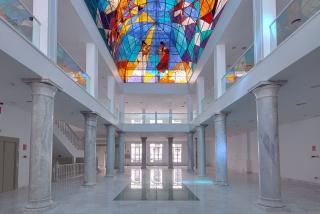 Interior del Palacio de Neptuno, que acogerá la próxima edición. Cortesía de JustMAD