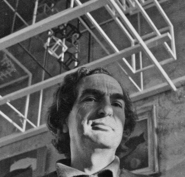 Víctor Magariños. Cortesía de Cecilia Brunson | Tres galerías asumen los legados de Helen Escobedo, Víctor Magariños y Moisès Villèlia