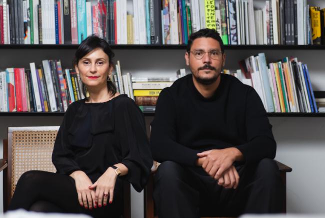 Jaqueline Martins y Yuri Oliveira. Cortesía Galería Jaqueline Martins | A vista de pájaro: ARCOmadrid, Jaqueline Martins, Proyecto Paralelo, Bienal de São Paulo, MALBA y más