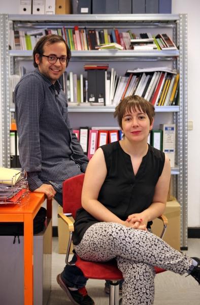 Cortesía de Art Fairs, S.L.   Semíramis González y Daniel Silvo, nuevos directores artísticos de JustMad