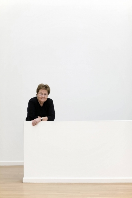 Cortesía de la Fundación Helga de Alvear. Fotografía de Luis Asín. | Helga de Alvear no cesa en la compra de obras para su colección de toda una vida