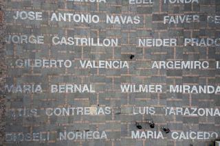 Quebrantos (2019) Doris Salcedo. Fotografía de Juan Fernando Castro. Cortesía del Nomura Art Award.
