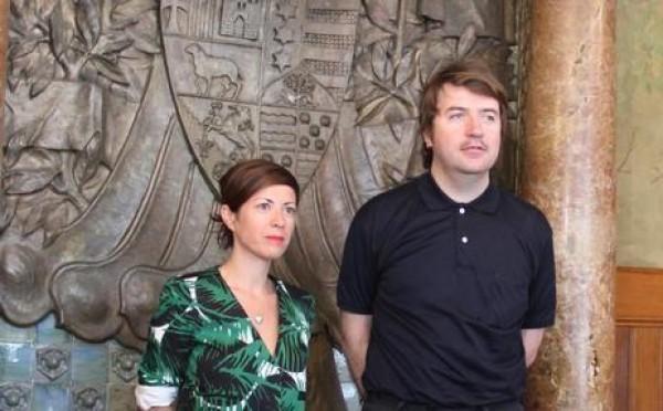 Chus Martínez y Albert Serra | Chus Martínez y Albert Serra avanzarán su proyecto para la Bienal de Venecia en la Tate Modern