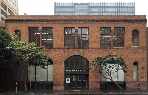 Fachada de la nueva Gagosian San Francisco. Cortesía de Gagosian Gallery   Larry Gagosian inaugura nueva galería al calor del SFMOMA