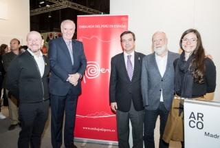 Anuncio de Perú como próximo país invitado de ARCOmadrid