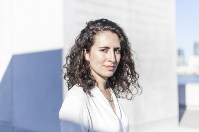 Montse Zamorano. Cortesía de la artista. Fotografía de Alice Li @askingwater | Fotografía de Arquitectura: 40 de sus mejores especialistas iberoamerican@s
