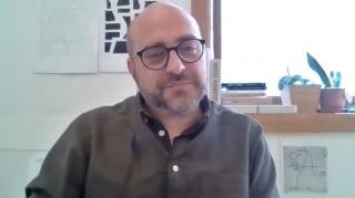 Pantallazo de la entrevista a Juan Luis Toboso