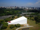 Auditorio de Ibirapuera, en Sao Paulo