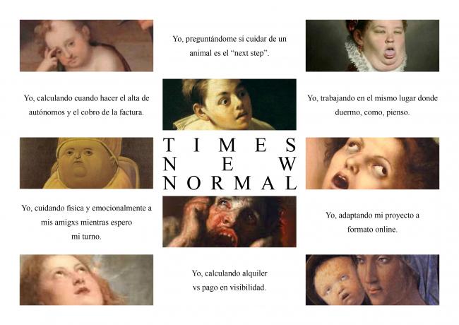 Cortesía de Art Barcelona (Abe) | #Quenoparelaformación: en MASP, MACBA, MAMBO, Sala Mendoza, CorpArtes, Proa, Fundación Miró, Art Barcelona y más