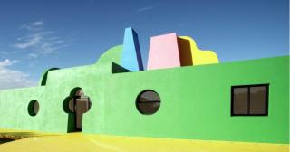 Casa Neptuna en José Ignacio (Uruguay). Cortesía de la Fundación Ama Amoedo