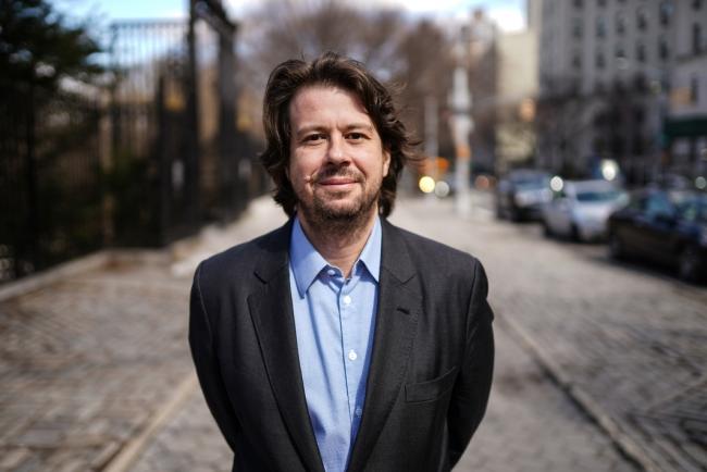 Rodrigo Moura. Cortesía de El Museo del Barrio.   Rodrigo Moura, nuevo curador jefe del Museo del Barrio