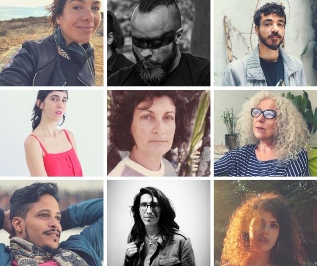 Artistas premiados en el Programa de Becas y Comisiones de CIFO. Cortesía de la Cisneros Fontanals Art Foundation | Las Becas Cisneros Fontanals y Pollock-Krasner premian a 23 artistas de 9 países iberoamericanos