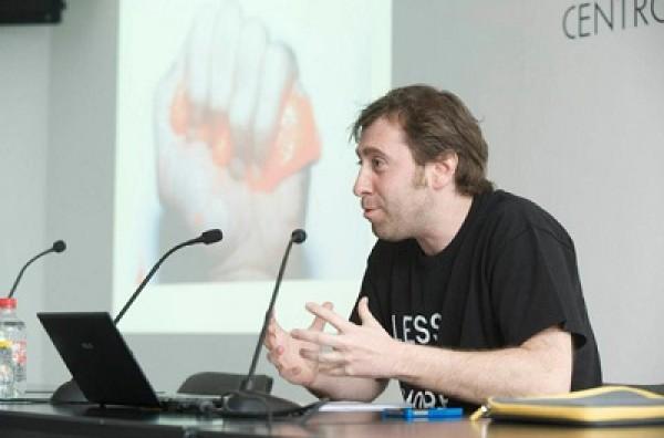 Cortesía del CAAM | David Barro dimite como director gerente de la Fundación Luis Seoane