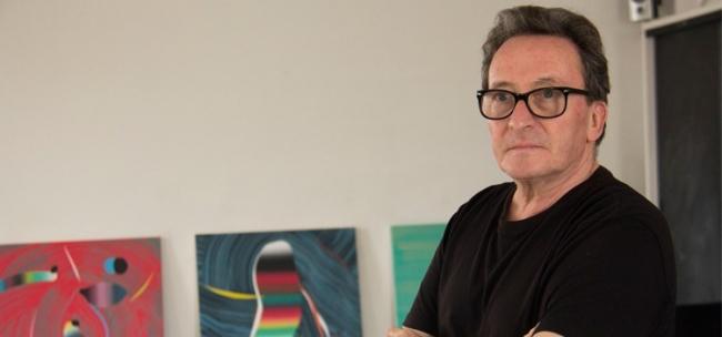 José Manuel Broto. Cortesía del Centro Cultural de España en Montevideo | El pintor aragonés José Manuel Broto recibe el Premio Nacional de Arte Gráfico 2017