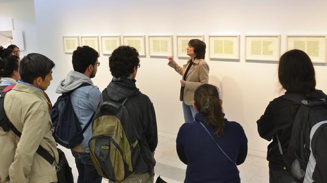 María Belén Sáez de Ibarra, Directora de la Dirección de Patrimonio Cultural de la Universidad Nacional de Colombia. | Las direcciones de museos en Colombia siguen lideradas por mujeres