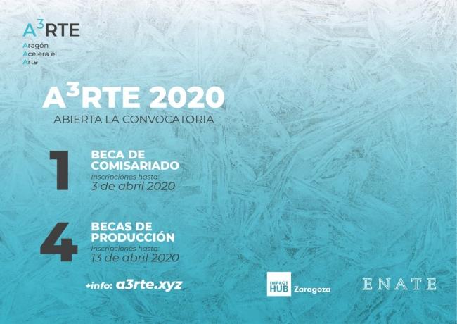 Cortesía de bodega ENATE e Impact Hub Zaragoza | 15 nuevas convocatorias para artistas y curadorxs superan los 500.000 Euros