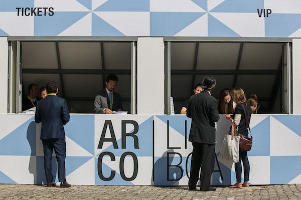 Entrada a ARCOlisboa 2016 en la Fábrica Nacional da Cordoaria. Foto: Rodrigo Gatinho, | Tras ARCOmadrid toca la segunda ARCOlisboa con más galerías y nueva sección