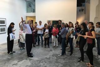 Presentación Barcelona Gallery Weekend