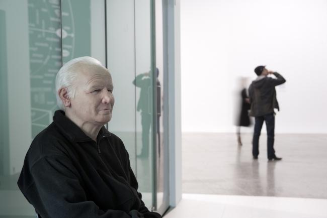 Tania Bruguera Desengaño- explicación visual, 2010 Performance ©Tania Bruguera. Colección MUSAC   Manuel Olveira selecciona 12 obras icónicas de la Colección MUSAC
