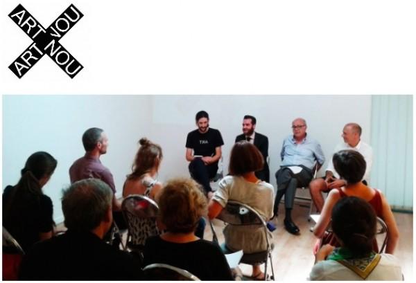 Presentación de Art Nou 2015. Cortesía Art Barcelona | Barcelona, epicentro del arte joven durante todo el mes de julio