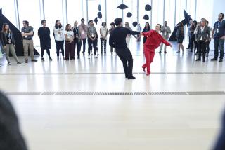 Encuentro Artes, Emociones y Creatividad en el Centro Botín. Foto de Belén de Benito. Cortesía de la Fundación Botín, de Santander