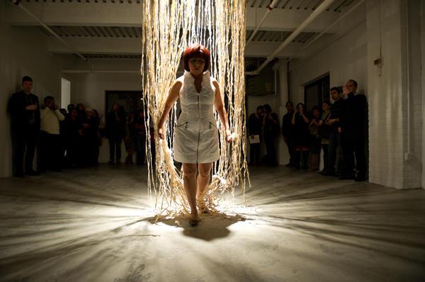 María Evélia Marmolejo. Cortesía de Mandragoras Art Space NY. | El arte colombiano arrasa en la convocatoria Cisneros Fontanals